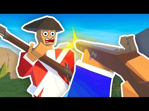 ULTIMATE NEW SOLDIERS IN RISE OF LIBERTY (Rise of Liberty Funny Gameplay)