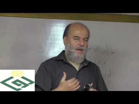 تفسير الإنسان مسير ام مخير | الشيخ بسام جرار