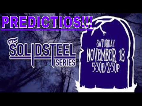Major Announcement!! GTS SOLID STEEL SERIES Results Predictions