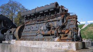 陸用ディーゼルエンジン2(ニイガタ)K8BA