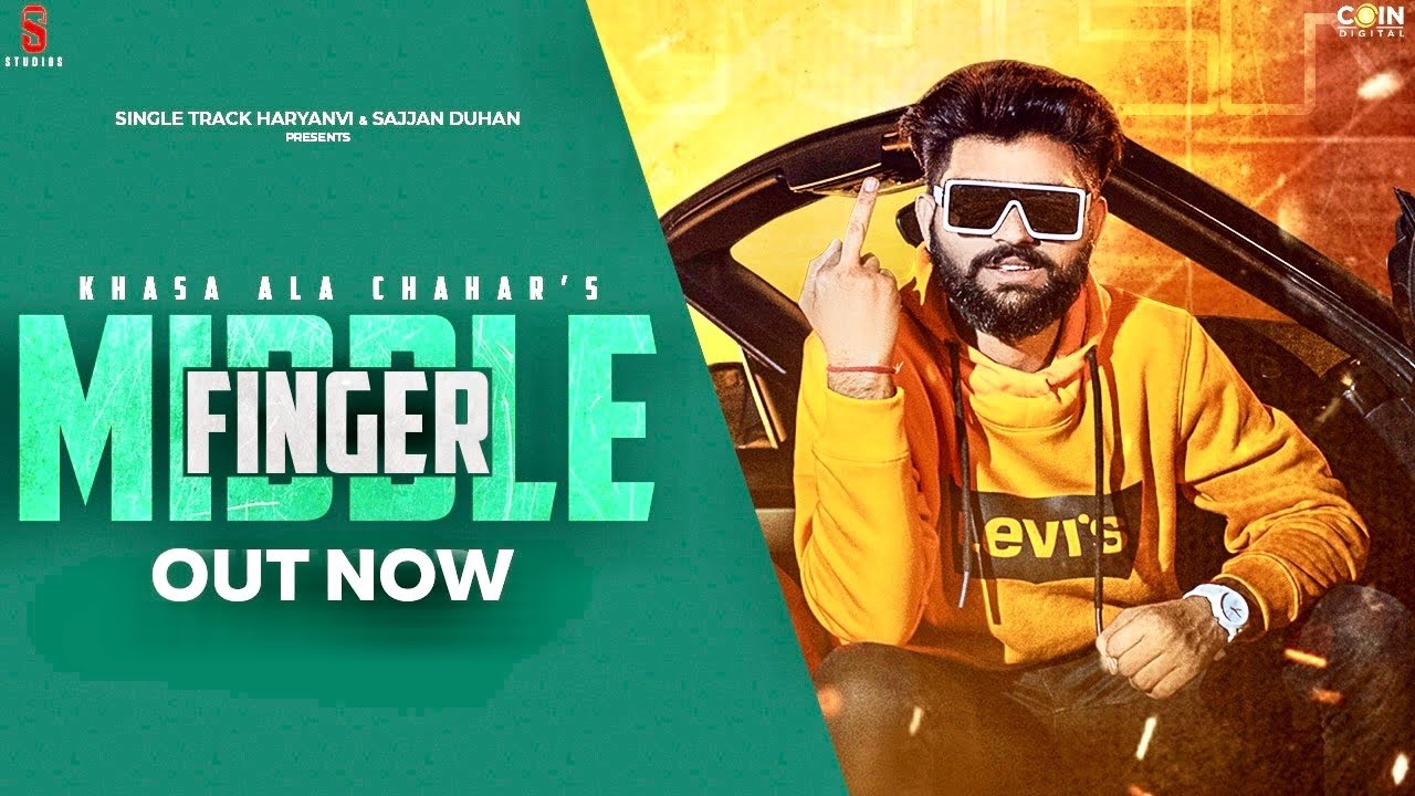 Download New Haryanvi Songs Haryanvi 2020   Middle Finger (Official Video) Khasa Aala Chahar   S T Haryanvi