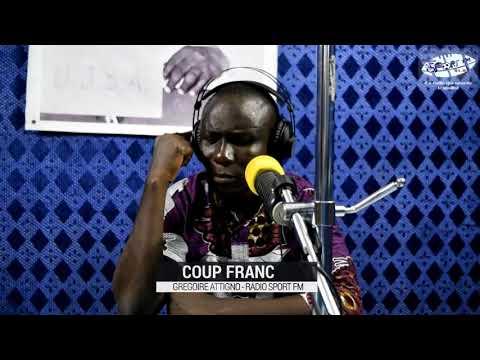 SPORTFM TV - COUP FRANC DU 19 SEPTEMBRE 2019 PRESENTE PAR GREGOIRE ATTIGNO