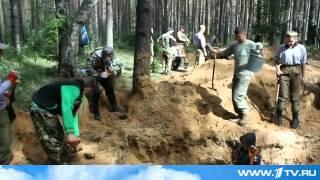 Калининградским поисковикам удалось найти орден бойца, погибшего в годы Великой Отечественной войны