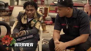 NBA Ben10 reunites with NBA YoungBoy, talks growing up in Baton Rouge l A Million Roses Interview