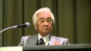 「科学者が語り合う 戦争と平和憲法」 益川敏英さん(ノーベル物理学賞...