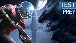 Prey (2017) - Test zum Alien-Shooter à la Bioshock