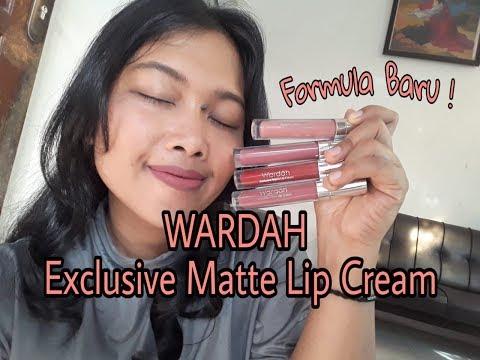 review-&-swatches-lip-wardah-exclusive-matte-lipcream-formula-baru-|-chrisnila-andriani