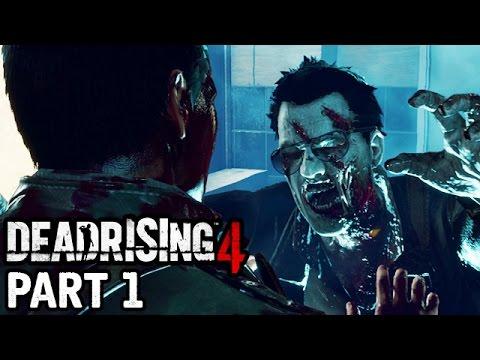 Let's Play Dead Rising 4 Deutsch Gameplay #01 - Der alte Geist von Frank West