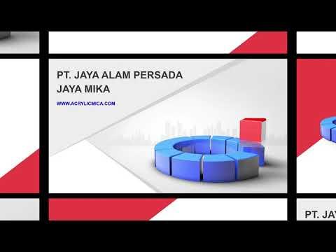 Jaya Mika Adalah Distributor Acrylic Terbaik, Terlengkap Dan Terpercaya Di Indonesia
