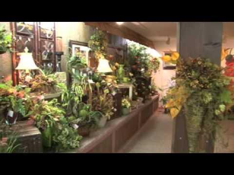Slayton Lighting Project- VIP Floral & Garden Center Before