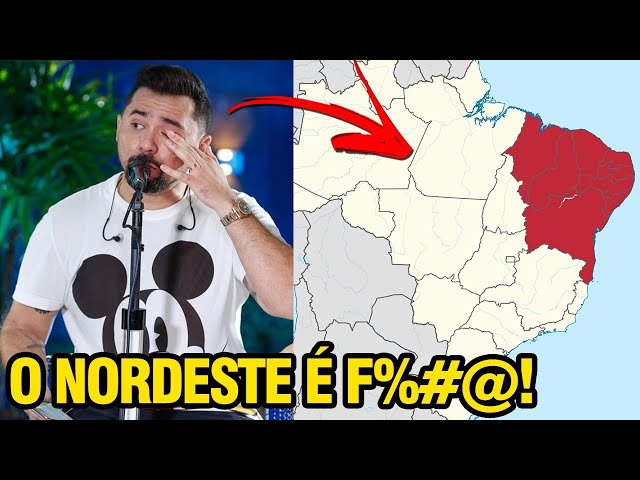 O NORDESTINO  É F%#@! | VEJA ESSE VIDEO