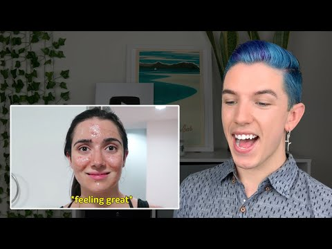 Specialist Reacts to Safiya Nygaard's Skin Care Routine