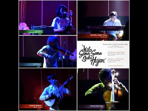 [Live Concert] Banda Neira, Gardika Gigih, Layur, String Duo - Di Atas Kapal Kertas
