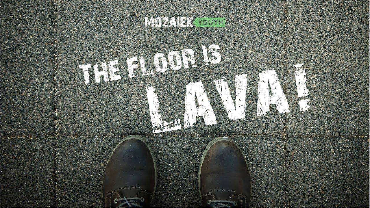 Youth Worship Preek: The floor is lava - Kees Kraayenoord