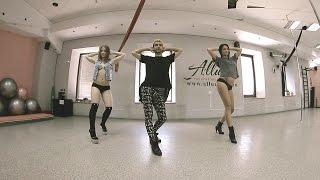 Видеоурок High heels  Тренер Владимир Мирошниченко