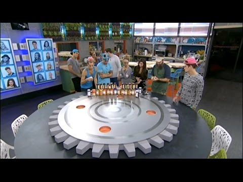 BB16 809 4:40pm  HaveNot Reveal, Zach is Selected, Frankie is Not
