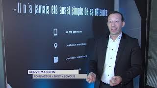 Yvelines | SQY : Une cabine innovante pour se détendre et lutter contre le stress