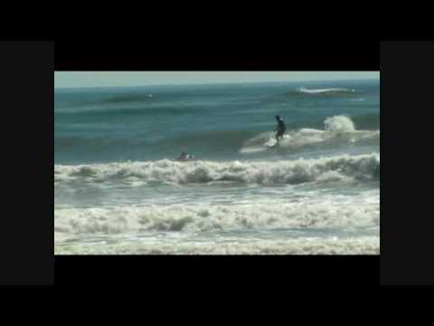Surfing New Smyrna Beach Inlet 6/24-6/26