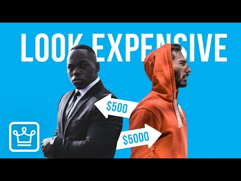 15 Ways To LOOK EXPENSIVE Without Spending A FORTUNE