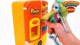 Aprende Comida con Lagoona Blue y Pinkie Pie - Video Educativo para Niños!