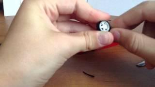 как сделать низкопрофельную резину на масштабную модель!)