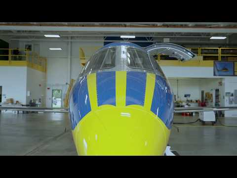 Michigan Medicine's Survival Flight Adds New Jet to Improve Patient Care