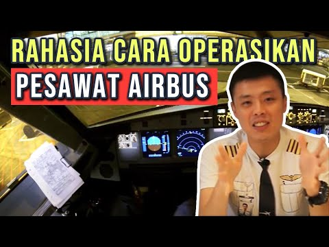 FULL PROCEDURE Airbus A320 Singapore to Jakarta CAPTAIN VIEW - by Vincent Raditya Batik Air Pilot