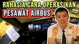 FULL PROCEDURE Airbus A320 Singapore to Jakarta CAPTAIN VIEW - by Vincent Raditya Batik Air Pilot