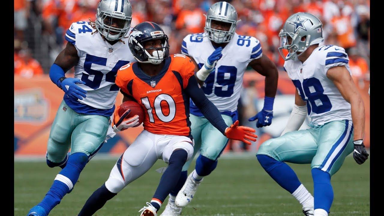Cowboys Vs Broncos Week 2 Game Highlights Nfl Youtube