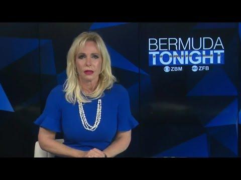 ZBM 'Bermuda Tonight' Newscast, April 23 2019