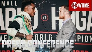 Charlo vs. Hogan: Press Conference | SHOWTIME CHAMPIONSHIP BOXING