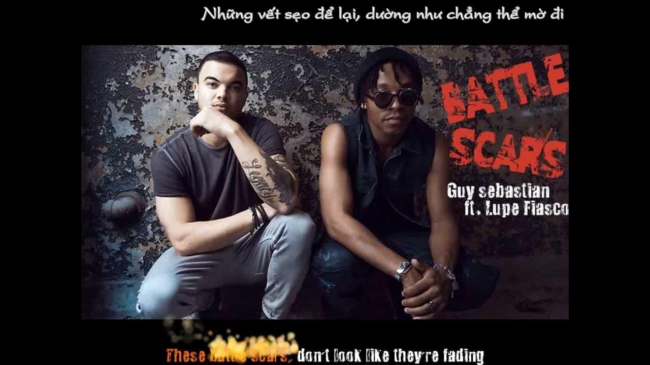 LUPE FIASCO & GUY SEBASTIAN - BATTLE SCARS LYRICS