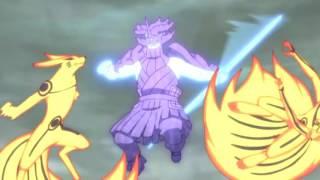 Lagu Naruto Terbaru「AMV」– Wake Me Up