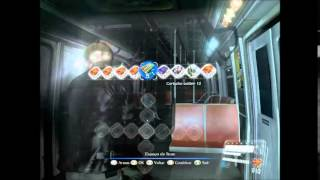 Parte 2 Resident Evil 6 Campanha com Leon no Metro da tensão