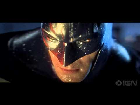 Batman Arkham City Music Video - Main Theme by Nick Arundel