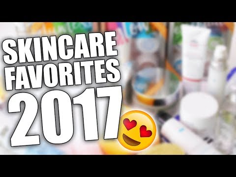 BEST SKINCARE of 2017