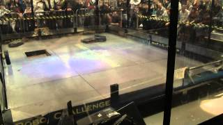 The 2012 UK FW Championships - Group B - Trouble Starter 2 vs ReAvenger vs Push N