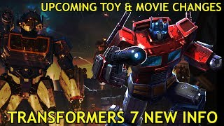 New Transformers 7th Movie Info And The Future Of The Movie Franchise Explained - Transformers 7
