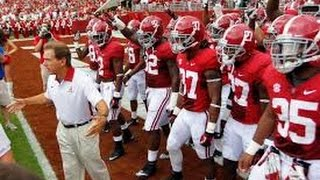 Alabama Football Pump-Up 2015-2016 || We WILL Be Back