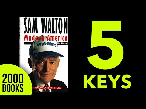 Billionaire - Lessons from Sam Walton, Founder of Walmart