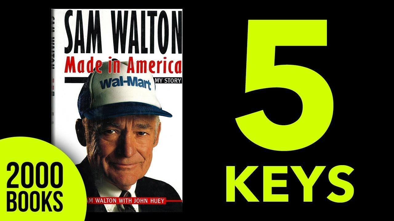 Made In America Sam Walton Pdf