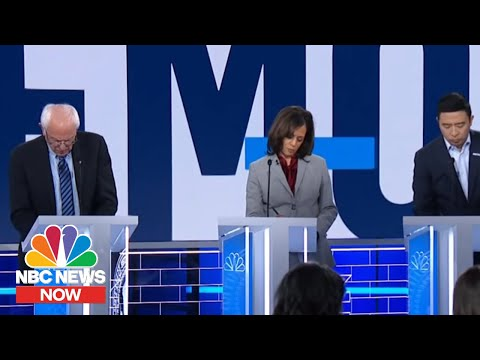 Watch live: Pre-debate coverage from NBC News Now