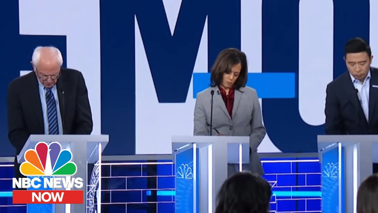 What time is the Democratic debate? Livestream, start time, how to ...