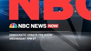 Democratic 2020 candidates face off in MSNBC debate on FREECABLE TV