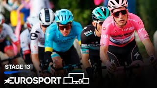 Giro d'Italia 2020 - Stage 13 Highlights | Cycling | Eurosport