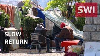 Sending rejected asylum seekers home