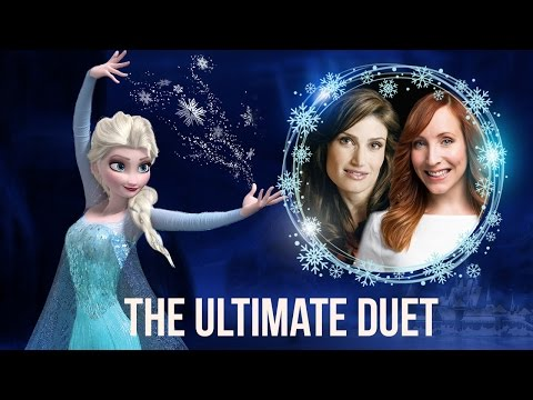 Legendary Duet - Annika Herlitz & Idina Menzel - Let It Go!