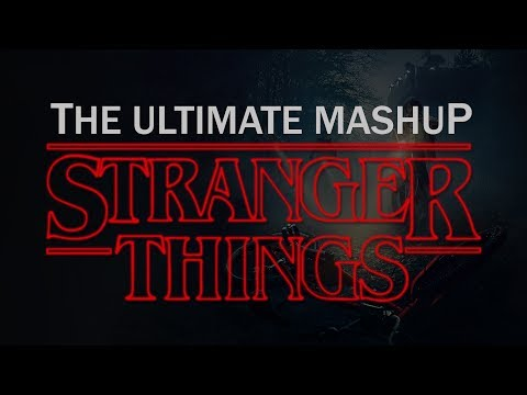 Stranger Things - The Ultimate Mashup | Zapatou