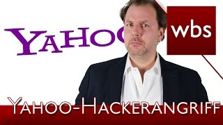 Yahoo – 500 Millionen Nutzerkonten von Hackerangriff betroffen | Rechtsanwalt Christian Solmecke