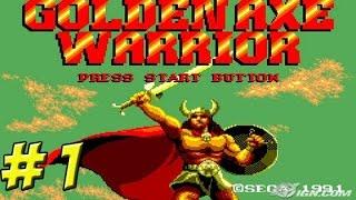 The Legend of Zel... Golden Axe Warrior! Part 1 - YoVideogames